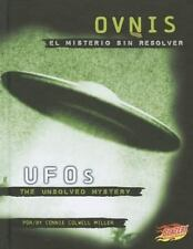 Ovnis/UFOs: El misterio sin resolver/The Unsolved Mystery (Misterios-ExLibrary
