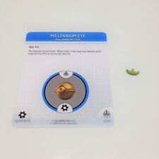 Heroclix Yu-Gi-Oh! Battle of the Millennium set Millennium Eye #S101 Relic/3D!