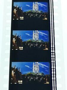 Cinderella 35mm Film Cells Trailer Flat Strip 10 Frame Vintage Disney 1950 TV