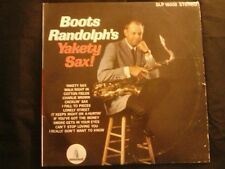 Boots Randolph's Yakety Sax (LP), Monument Records