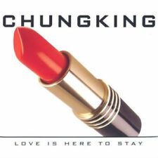 Chungking-Love Is Here to Stay CD Single  New