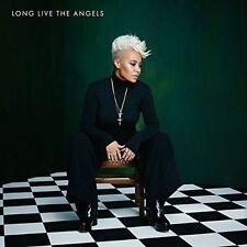 EMELI SANDE (LONG LIVE THE ANGELS CD - SEALED + FREE POST)