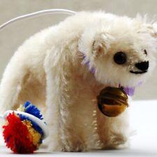 STEIFF Polar Bär 2005 Club Geschenk 2006 UNBESPIELT Mit Karton u. Zertifikat TOP