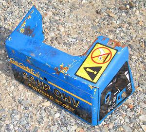 Tecumseh Cub Cadet heater box cover Snowblower OHV 5.5hp Sears -71234 MTD Yard