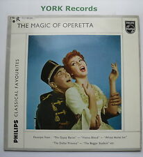 GBL 5601 - THE MAGIC OF OPERETTA - Various - Excellent Condition LP Record