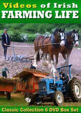 Irish Farming of Yesteryear 6 DVD Box Set from Thompson Videos