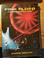 PINK FLOYD Learning To Fly 1994 book by Chris Welch