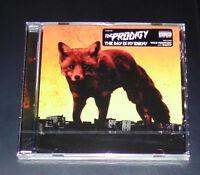 THE PRODIGY THE DAY IS MY ENEMY CD SCHNELLER VERSAND NEU & OVP