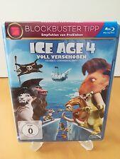ICE AGE 4 VOLL VERSCHOBEN   !!!!! NEU !!! OVP    /BLU RAY