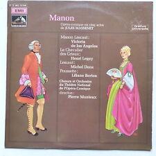 Manon JULES MASSENET Vistoria  Los Angeles Michel Dens PIERRE MONTEUX 2C06112155