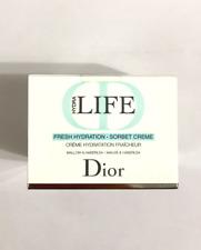 Christian Dior Hydra Life Fresh Hydration - Sorbet Creme 1.7oz, 50ml NIB