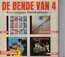 De Bende Van 4 -Met The Nits Promo  3 inch cd maxi single