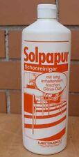 Schonreiniger Solpapur, anhaltender Citrus-Duft, für alle Flächen,1000 ml. Fla.