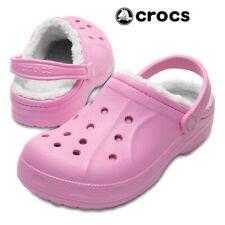 Crocs Winter Clog Pink Women's Size 8 NWT