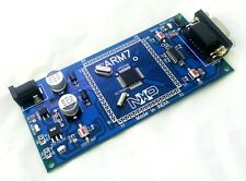 ARM7 NXP LPC2148 Mini Development Blue Board Daughter Board
