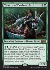 4x Yisan, the Wanderer Bard x4 Magic 2015 - NM, English - MTG Magic PLAYSET