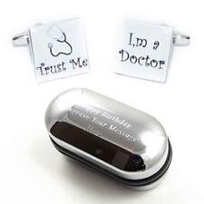 COOL Fidati sono un medico Gemelli & inciso scatola regalo