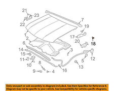 GM OEM Hood-Hinge Bolt 15597207