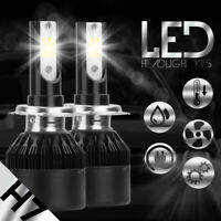 XENTEC LED HID Headlight Conversion kit H7 6000K for Jaguar S-Type 2000-2008