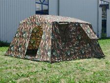 6-Mann Zelt, Armeezelt woodland, Camping, Outdoor, Military    -NEU-