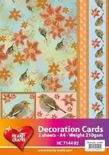 Decoration Card Kit - European Papercrafts