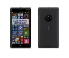 Nokia Lumia 830 in Black Handy Dummy Attrappe - Requisit, Deko, Ausstellung