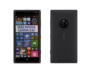 Nokia Lumia 830 IN Black Phone Dummy - Requisite, Decor, Exhibition