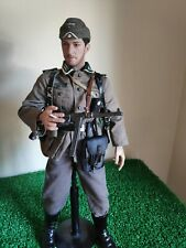 "Custom soldier 1/6, German wwii infantry 12"". No dragon body"