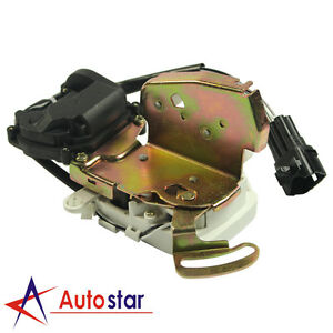 Left Front Passenger Side Door Lock Actuator For Ford AU BA BF Falcon BAFF21813A
