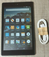 Amazon Fire Tablet HD8 (7th Generation), 16gb, Excellent!