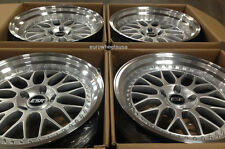 "18"" ESR SR01 18x8.5 5X100 +30 Wheels For Toyota Matrix Celica Camry Rims Set"