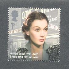 VIVIEN LEIGH-Actrice-Grande-Bretagne unique neuf sans charnière