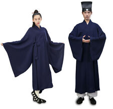Chinese Wudang Taoist Robe Kung Fu Tai Chi Martial Exercise Uniform Gown yh00