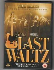 (HV665) The Last Waltz, The Band collector's edition - 2004 DVD