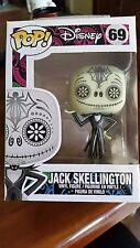 Funko Jack Skellington Day Of The Dead - Nightmare Before Christmas Pop Vinyl