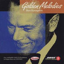 BERT KAEMPFERT - CD - GOLDEN MELODIES - ZOUNDS - BOSE GOLD-Collection