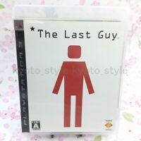USED PS3 Playstation 3 The Last Guy 30334 JAPAN IMPORT
