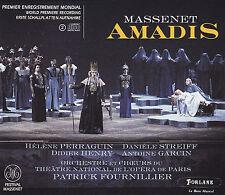 ██ OPER ║ Jules Massenet (*1842) ║ AMADIS ║ 2CD