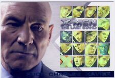 X Men 3 The Final Stand Casting Call Chase Card CC1 Patrick Stewart as Prof. X