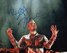 Zane LOWE SIGNED Autograph 10x8 Photo AFTAL COA Radio DJ Music Record Producer