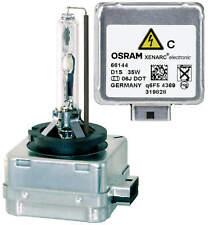 1x D1S bulb 35W ballast Xenon Osram HDI Headlights replacement 66144 OEM car