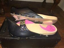 Irregular Choice weird leather pixie elf shoes - UK 7 40 BNIB paw & heart soles
