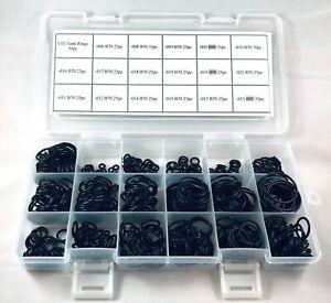 500 piece Metric Assorted Bulk Master O-ring Oring Kit