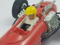 SCALEXTRIC EXIN BRM REF. C-37 rojo/red
