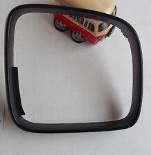 VW TRANSPORTER T5 CADDY WING MIRROR COVER - DOOR TRIM RING BEZEL CAP - DRIVER