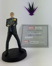 Figurine Marvel 21 agent Coulson box & fascicle