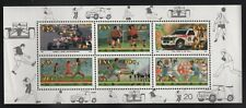South Africa 1992 Sports S/S Sc# 839a NH