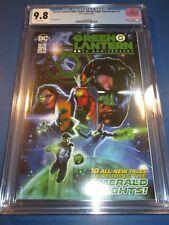 Green Lantern 80th Anniversary Spectacular CGC 9.8 NM/M Gorgeous Gem Wow
