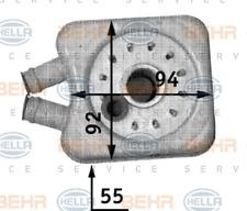 Ölkühler Motoröl - Hella 8MO 376 726-221