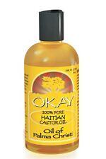Okay 100% Pure Haitian Castor Oil, 4 oz